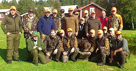 Ännu en björn har skjutits i Skyttmon i samband med PN-Jakts björnjakt