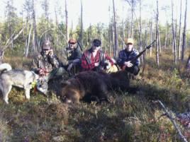 Tony Kristoffersson, Bella, Robert Asplund, Olle Bokvist, King, André Westin.
