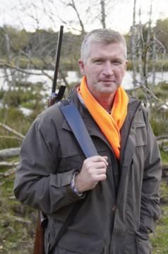 Bo Sköld, generalsekreterare, Svenska Jägareförbundet. Foto: Svenska Jägareförbundet.