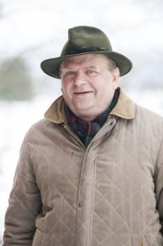 Eskil Erlandsson, landsbygdsminister, menar att beskedet om ändring av § 28 är efterlängtat av djurägare och jägare. Foto: Lina Tengström