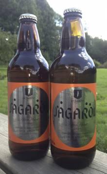 Jägermeister hävdar att namnet Jägaröl är ett varumärkesintrång. Nu väljer bryggeriet att stoppa försäljningen.