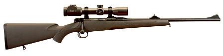 Mauser M12 är en intressant nykomling på marknaden. Lätt välbalanserad och med utmärkt precision