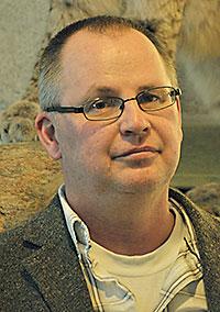 Torbjörn Lövbom, ordförande i Svenska Jägareförbundets rovdjursråd