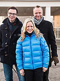 Peter Besterman, Helena Wiktelius, Stefan Besterman