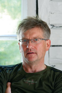 Holger Nilsson, Chefredaktör