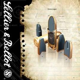 S&B är stolta över sin blyfria kula eXergy som är utvecklad för storvilt. Och påstås vara lika effektiv som motsvarande ammunition med blyspets.