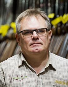 Anders Toresson tycker utvecklingen de senaste åren är rent sagt katastrofal. Foto: Per Jonson