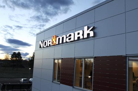 Normarks huvudkontor och lager har flyttat och får ny kostym.
