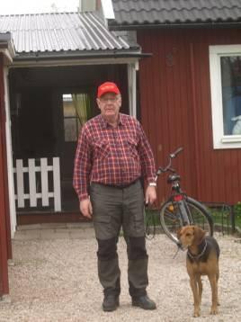 Anders Dunder i Sveg är mycket kritisk till miljöåklagare Åse  Schoultz agerande i Lillhärdalsfallet. Foto: Leif Erikssson.