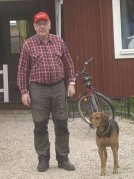 Anders Dunder överklagar till Förvaltningsrätten i Härnösand Jämtlandspolisens beslut att beslagta alla hans vapen i samband med det så kallade Lillhärdalsfallet. Foto: Leif Eriksson