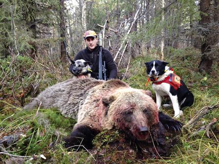 Robert Salomonsson är inte längre misstänkt för jaktbrott i samband med björnjakt i Norrbotten. Foto: Privat.