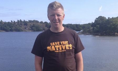 Niklas Arvidsson från Karlshamn vann Jaktjournalens utlottning av ett Gamo luftgevär.