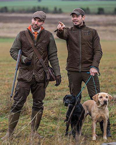 Med Mellby Gård som huvudägare och intresserade jägare kan nu Chevalier fortsätta satsa för framtiden.