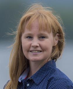 Susanna Hansson, Strömsund.