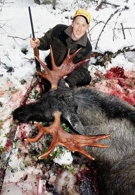 Kräv respekt för jakten!