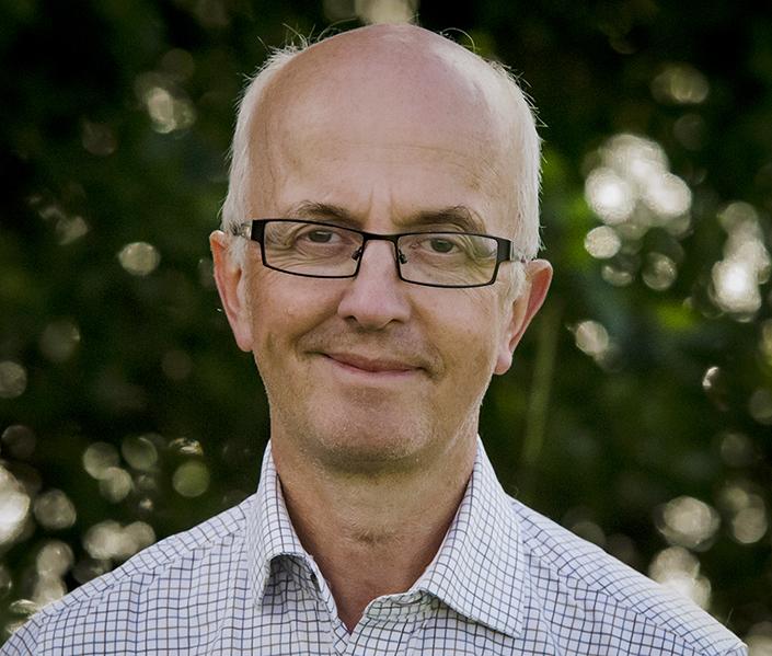 Gunnar Glöersen, jaktvårdskonsulent och rovdjursexpert hos Svenska Jägareförbundet. Foto: Jägareförbundet/Madeleine Lewander
