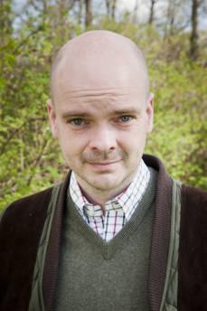 Daniel Ligné, riksjaktsvårdskonsulent.