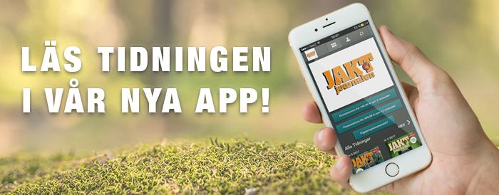 Ladda ner Jaktjournalens app