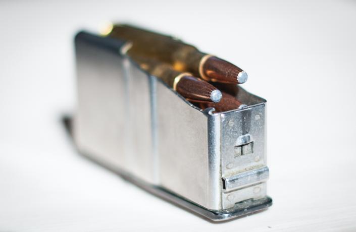 Debattören Christer Holmgren menar att blyammunition har en viss inverkan, men att ett blyförbud är som att spotta i havet. Foto: Per Jonson