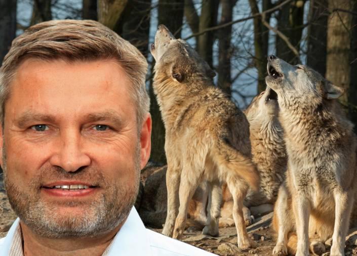 Peter Helander, C, ansvarig Ansvarig för jakt- och viltfrågor i Miljö- och Jordbruksutskottet. Foto: privat och Gettyimages.
