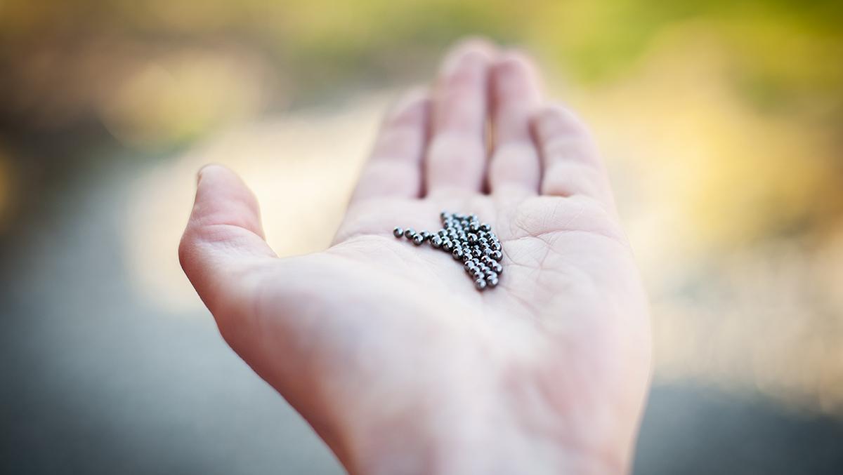 Sverige motsätter sig blyförbud. Foto: Per Jonson