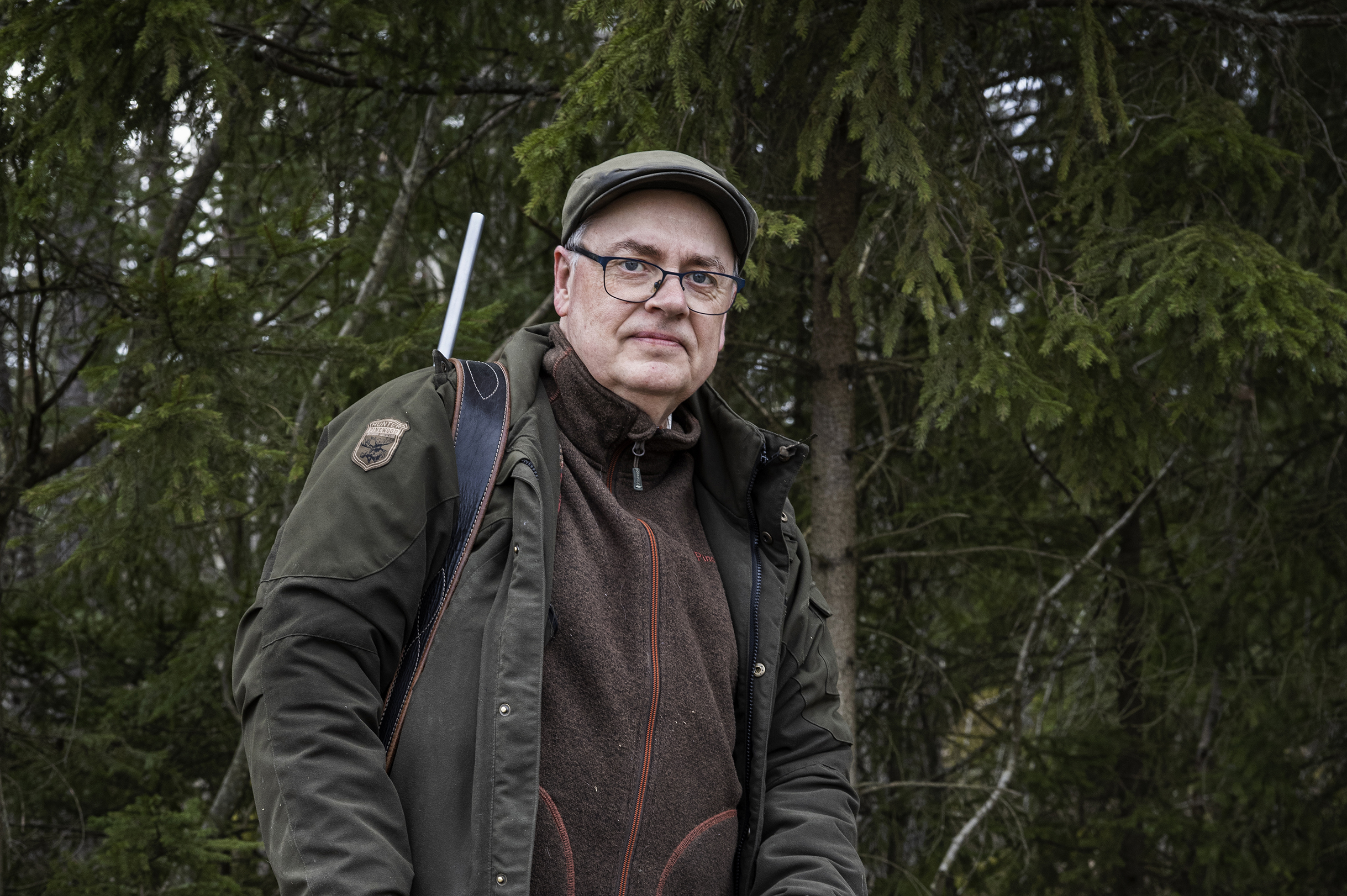 Anders Ljung, chefredaktör, Jaktjournalen